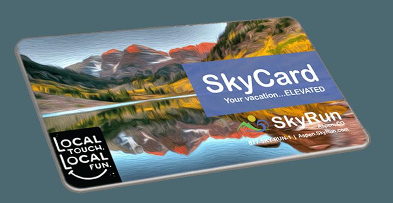 SkyRun's SkyCard Program